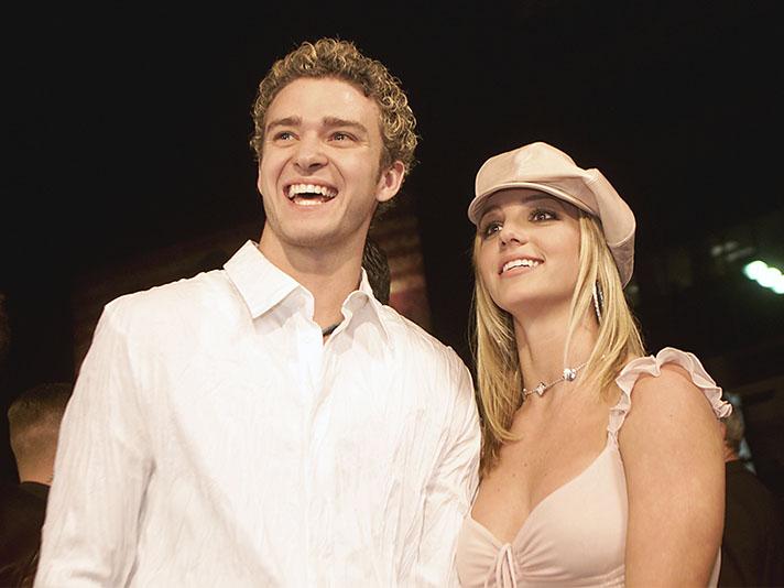 Тимберлейк и Бритни