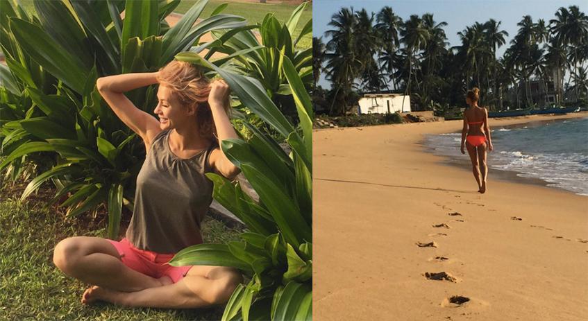 Анастасия Афинская: путешествие на Шри-Ланку