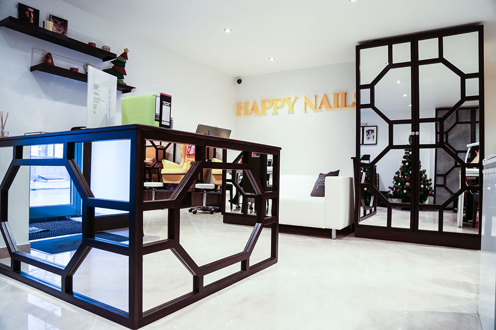 Салон дня: Happy Nails