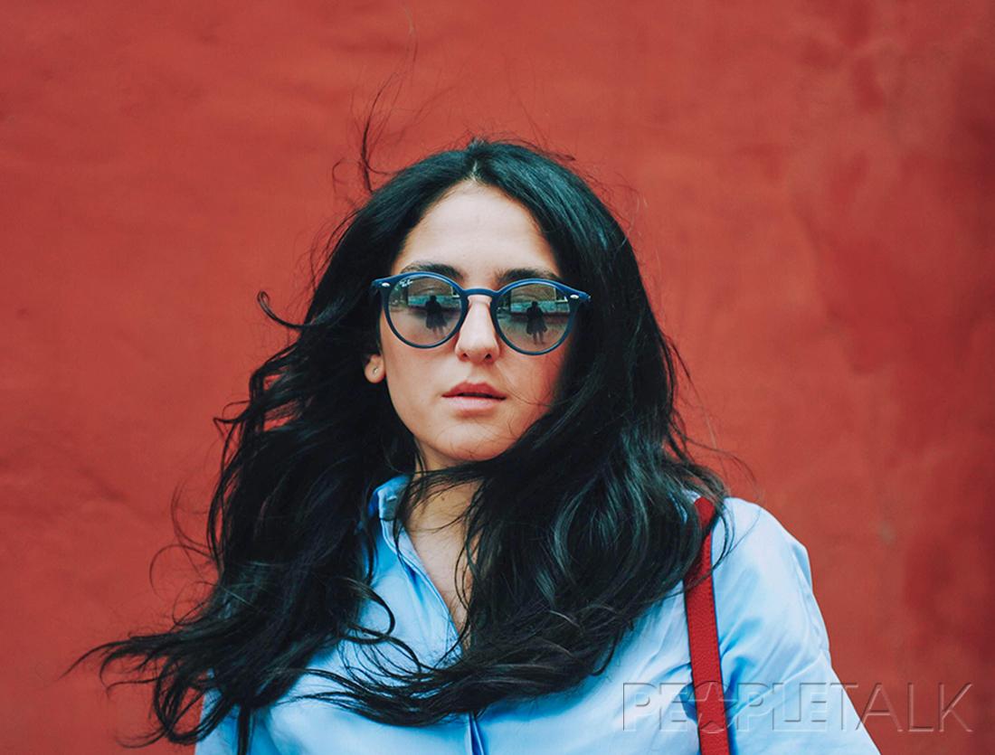 Look редактора PEOPLETALK: Оксана Шабанова