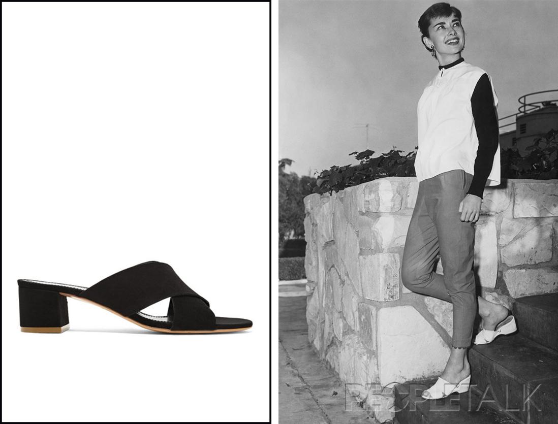 Секреты стиля: Одри Хепбёрн
