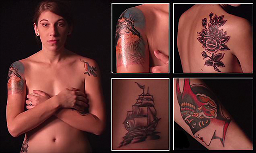 Americana Tattoo (Casey)