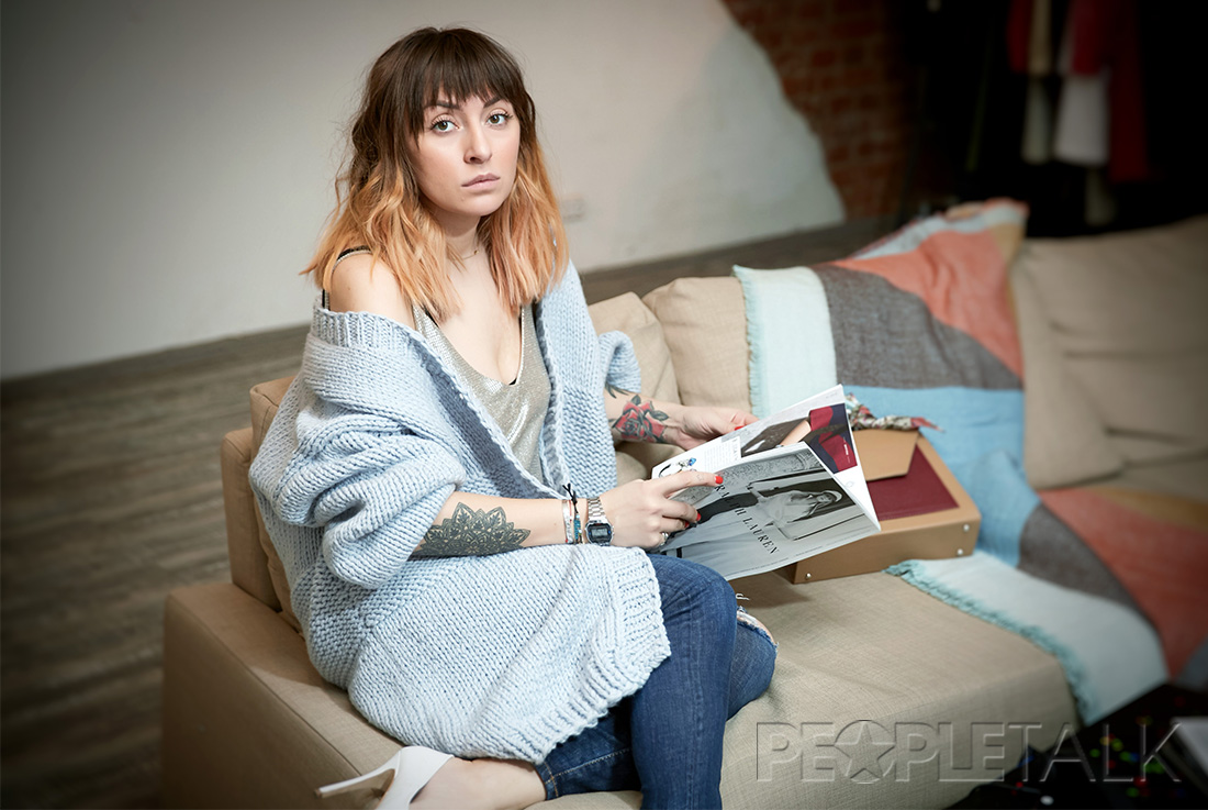 Модный гардероб недели: стилист Алеся Матящук