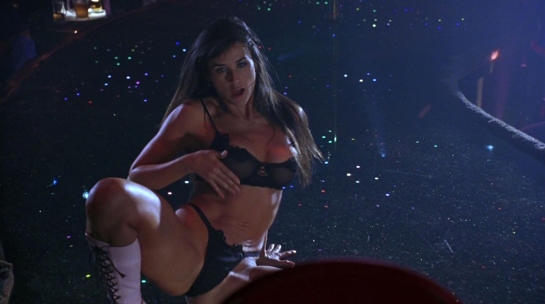 Watch picture striptease scene