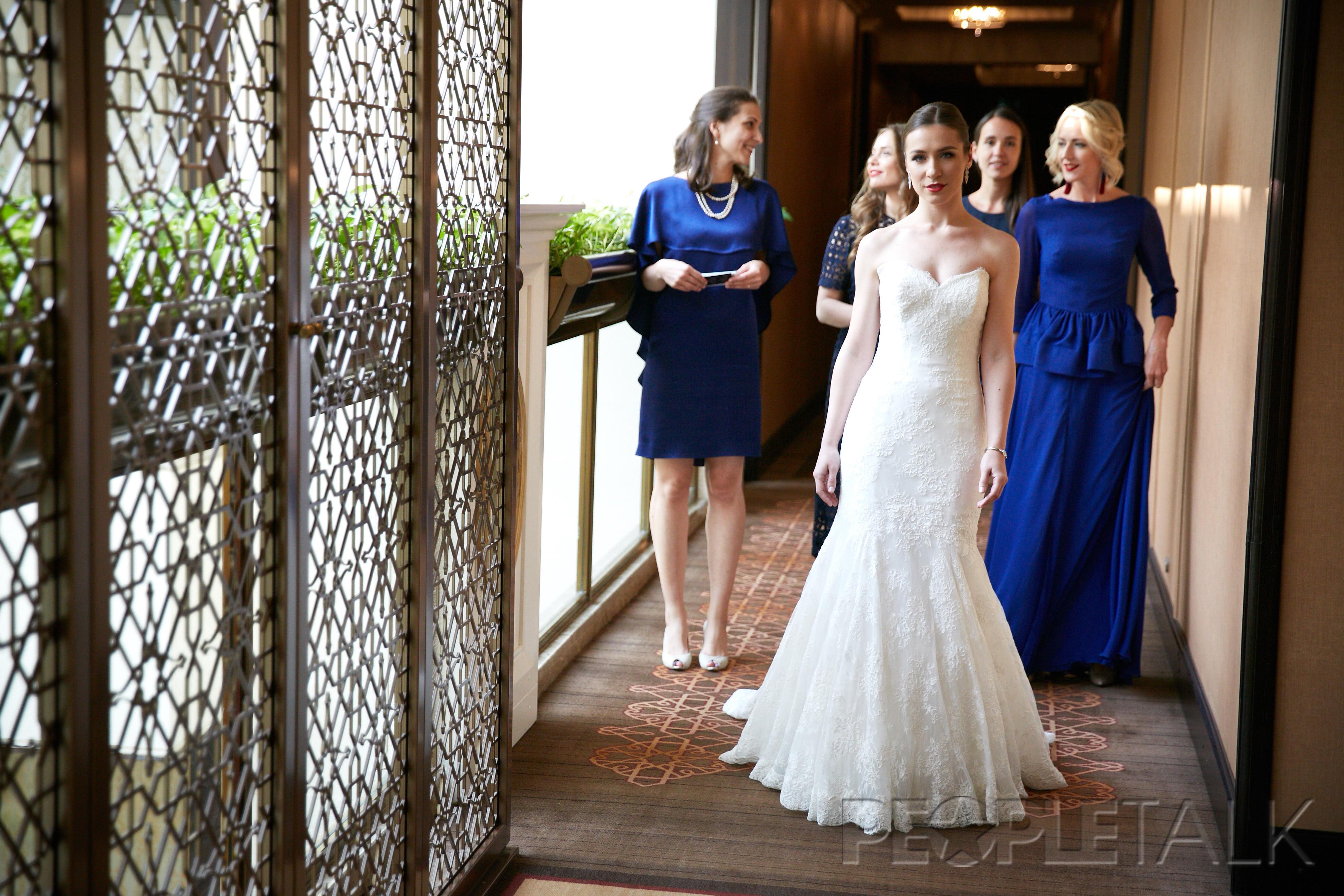 Вдул невесте
