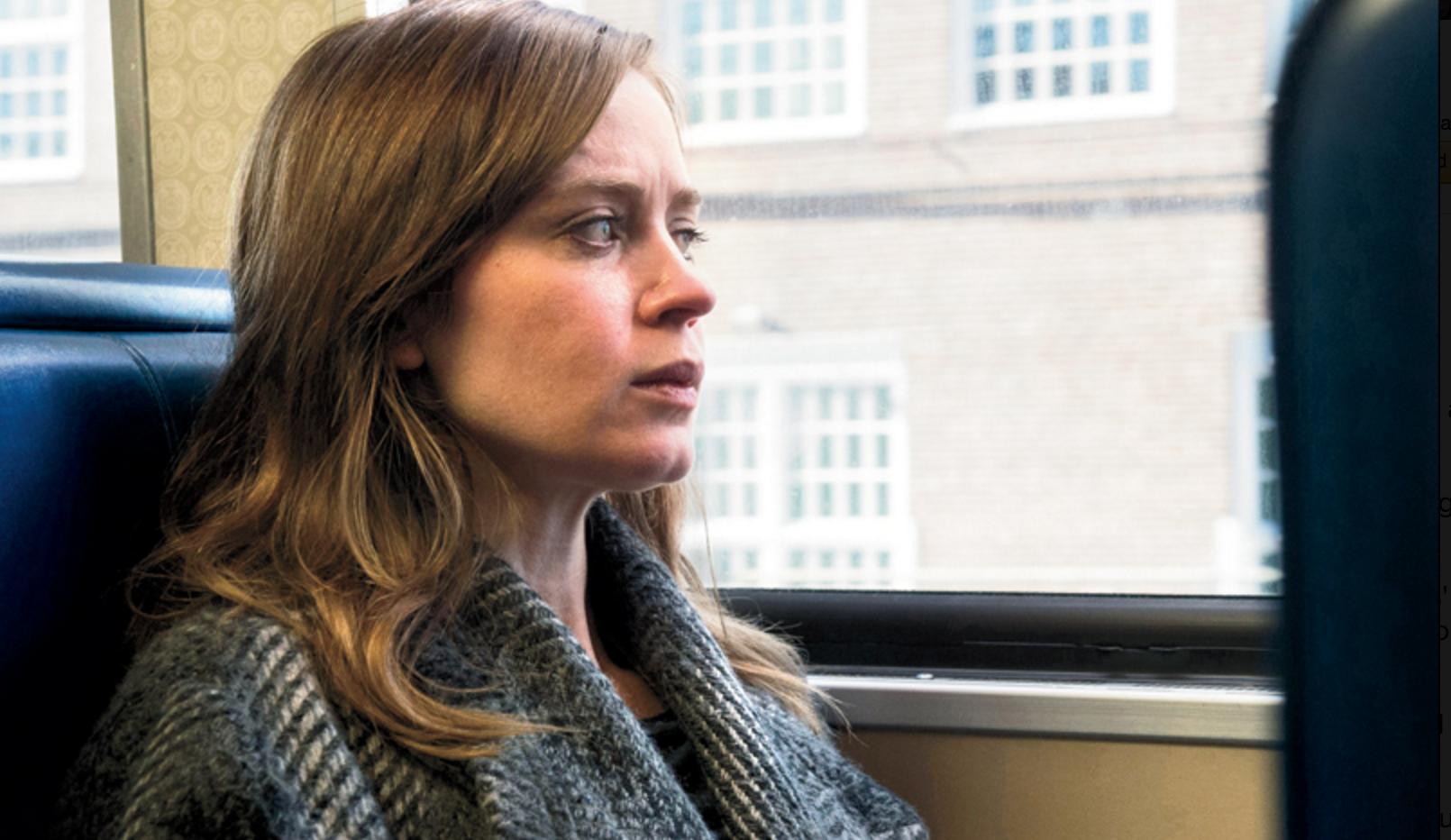 Девушка в поезде, 2016