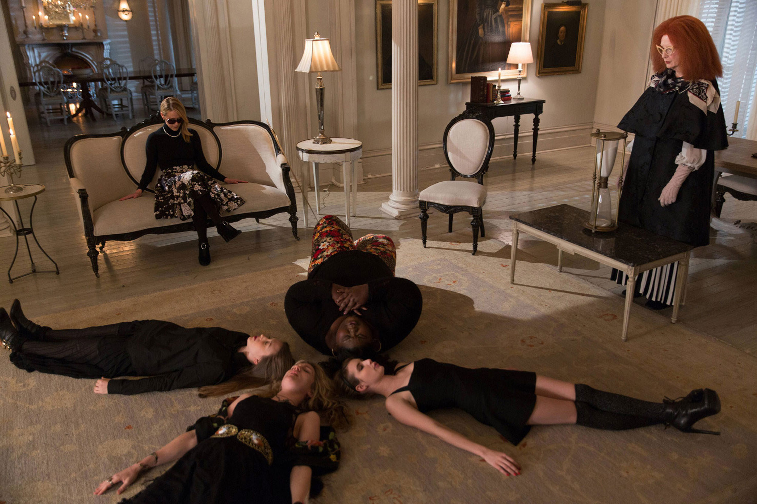 Last week Ryan Murphy announced that the next installment of American Horror Story would be a crossover of season 1s Murder House and season 3s Coven