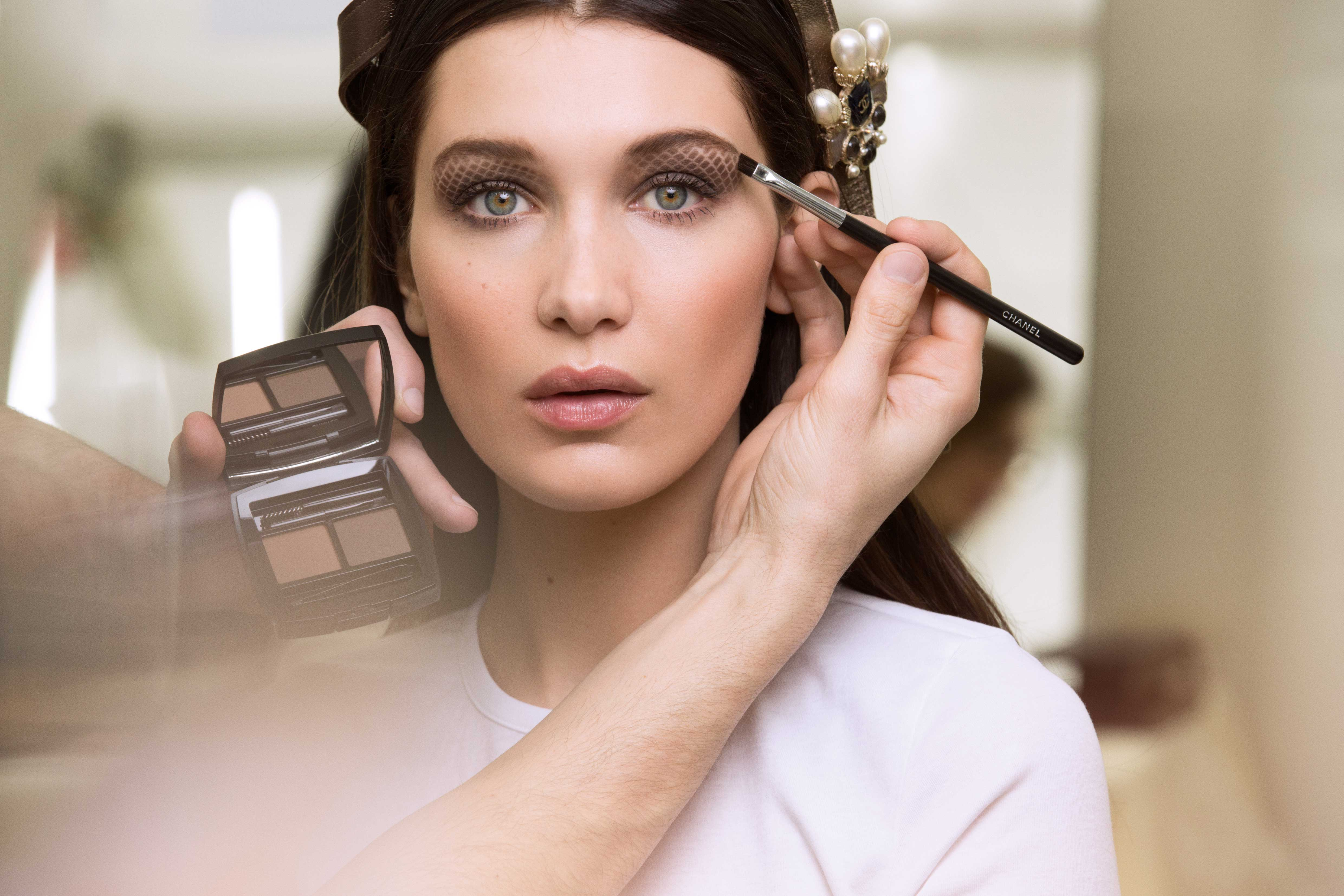 Мир макияжа в картинках