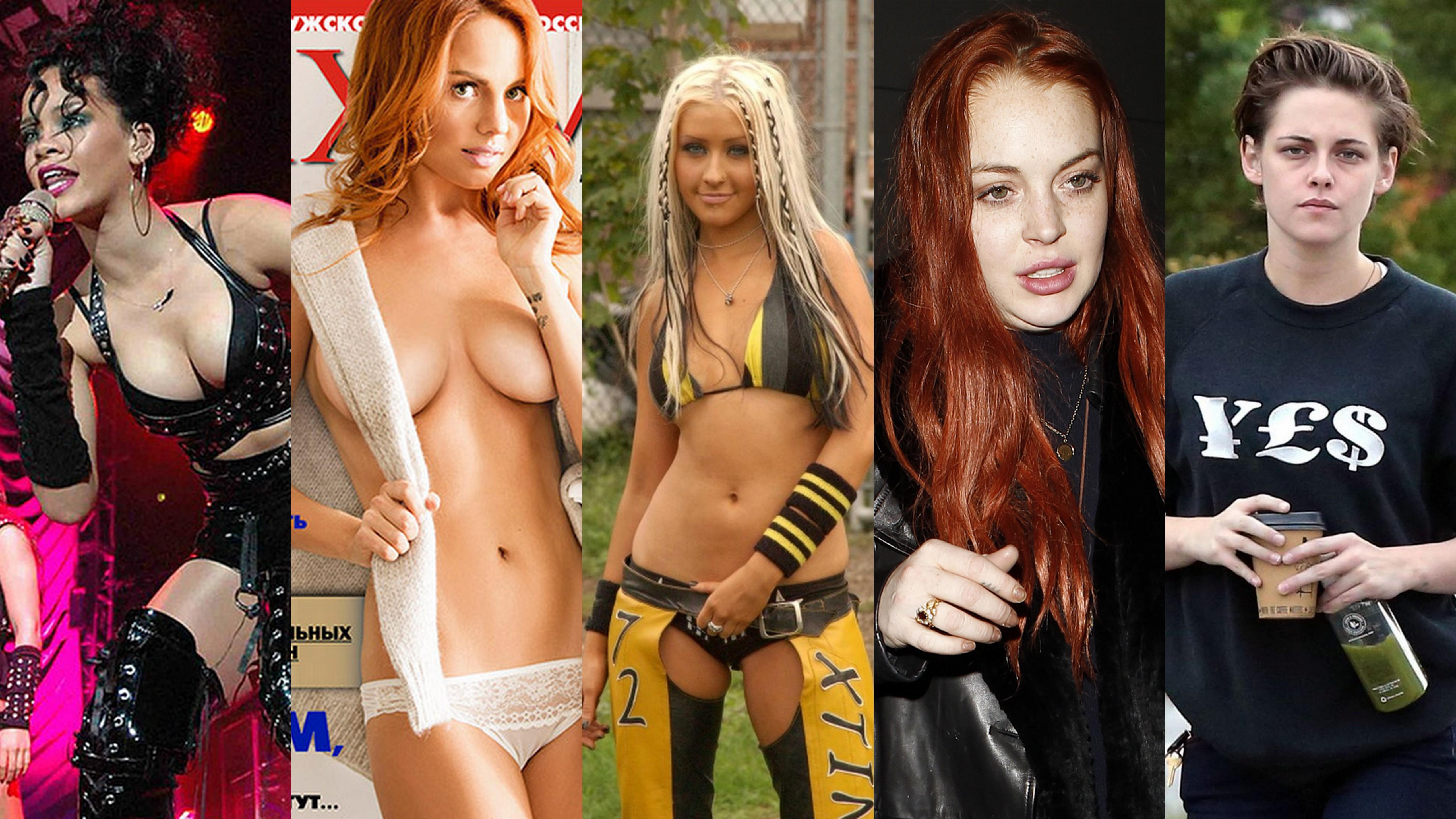 Фото самые горячие девочек 22 фотография