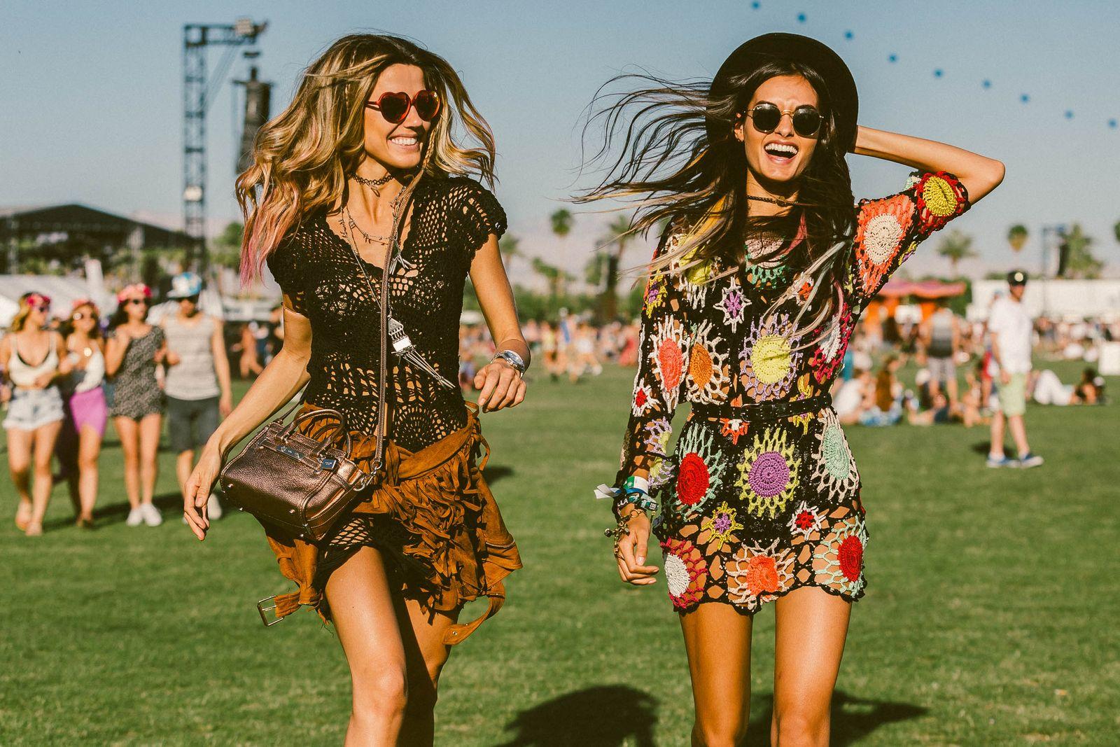 Как одеться на фестиваль «Ласточка»: 7 образов