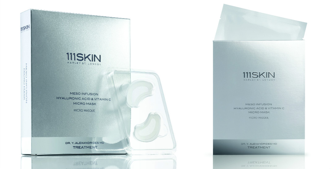 Патчи Meso Infusion Micro Mask, 111SKIN