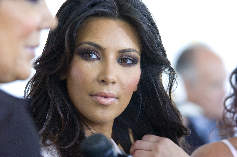 Kim kardashian секс скандал
