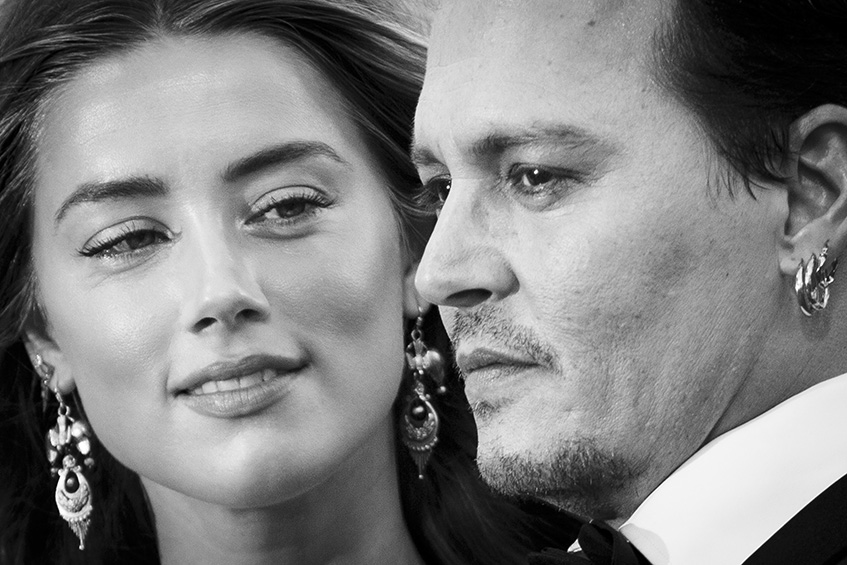 Супруга Джонни Деппа Эмбер Хёрд была арестована заизбиение любовницы