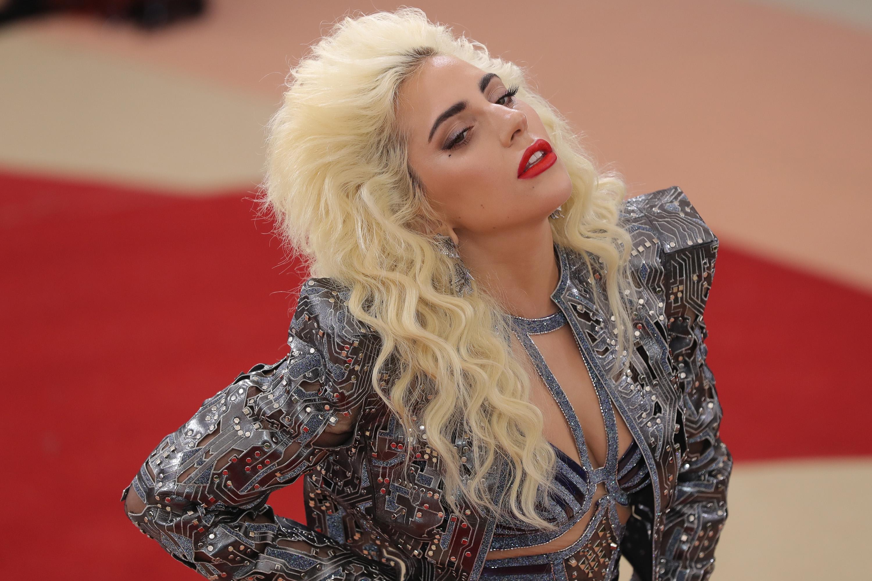 Леди Гага на Met Gala