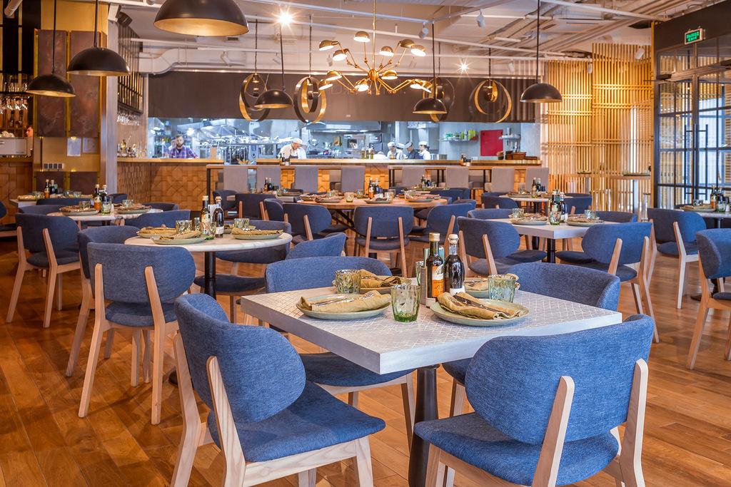 Ресторан дня: итальянский The Mad Cook на Цветном