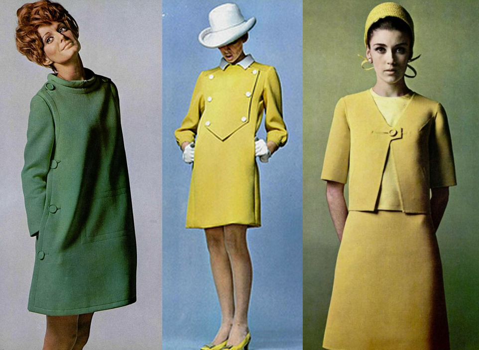 essays on fashion in the 1960s Talent was the prerequisite to success in the 1960s for the first time ever in any fashion era, the young became the leaders of fashion they led with new and radically innovative fashion styles, with little girl woman androgynous looks for women that swept away the sophisticated sweater girls of.