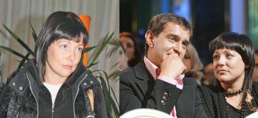 Анастасия Смирнова  первая супруга Константина Хабенского