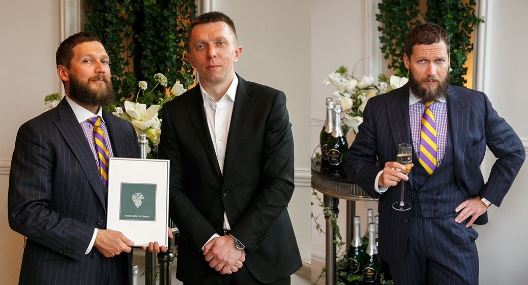 Коллаборация винного дома Mondoro с Петром Аксёновым