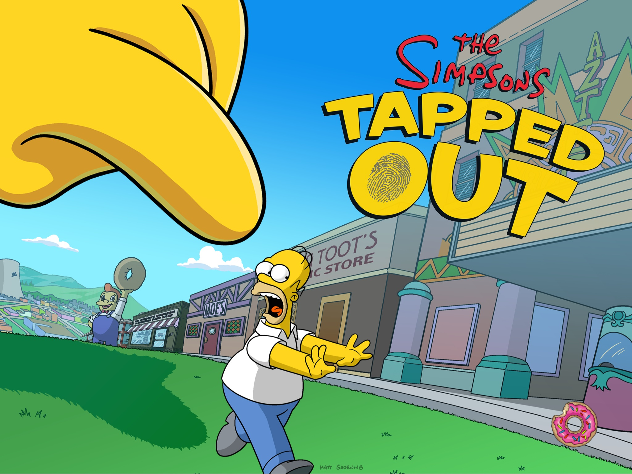 Simpsons: Tapped Out