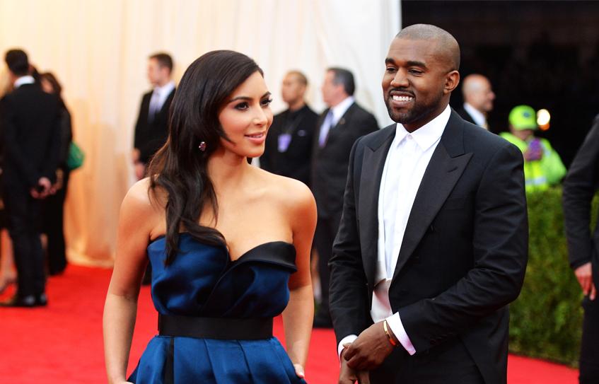 Ким и Канье