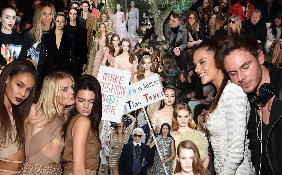 Все, что нужно знать о Неделе моды в Париже. Не пропусти!