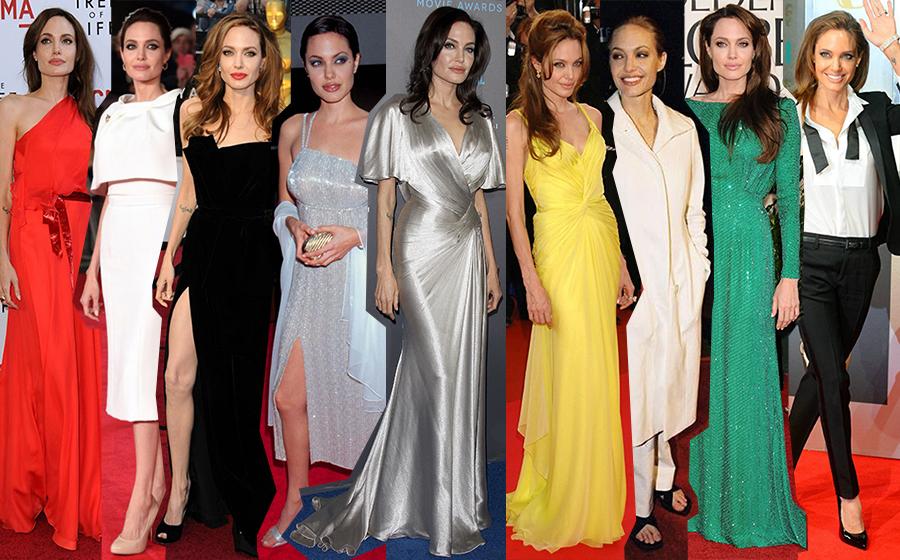 Анджелина Джоли: как она изменилась за десять лет