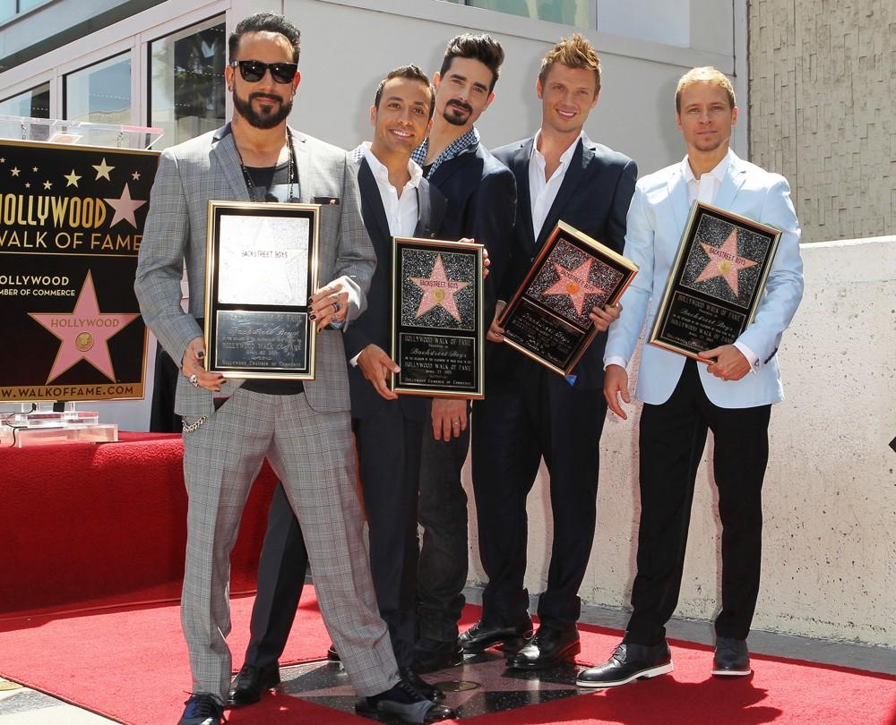 «Spice Girls» и«Backstreet Boys» поедут в общий тур