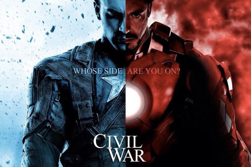 Гражданская война, Первый мститель
