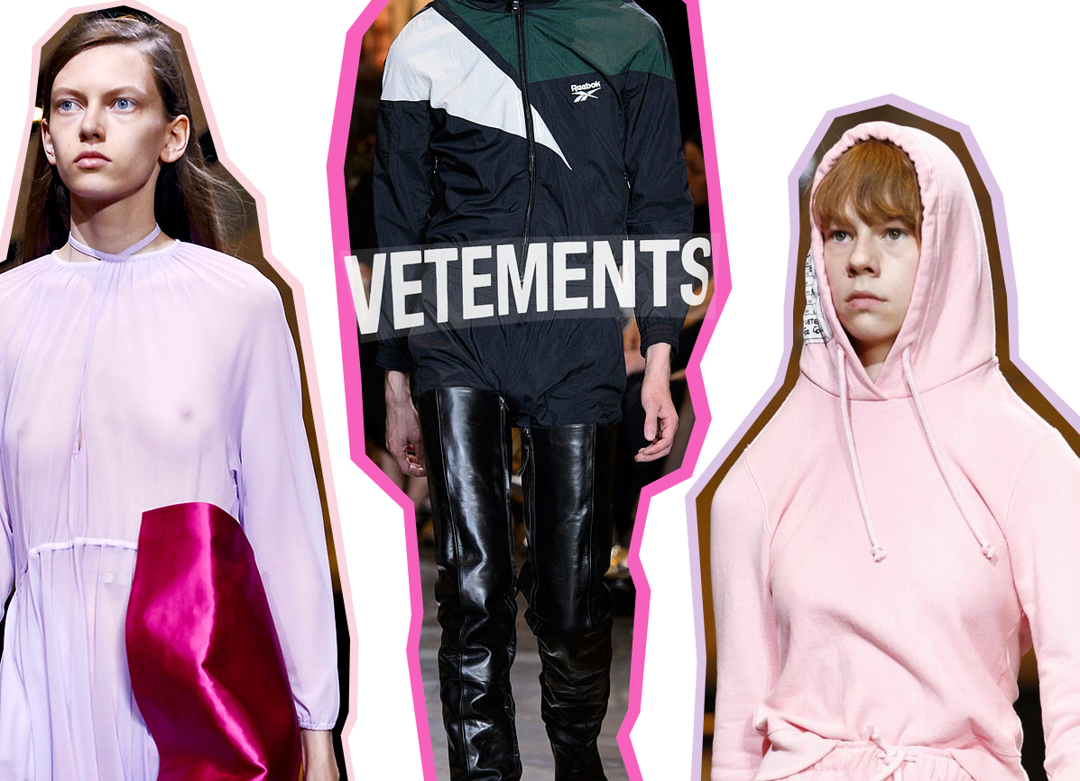 Vetements haute couture