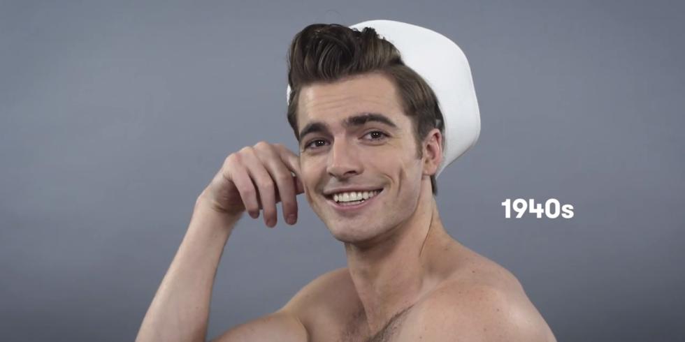 100 Years of Beauty - Episode 12: USA Men (Samuel)