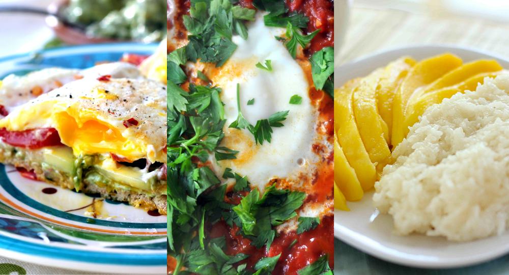 Отличные рецепты для вкусного завтрака