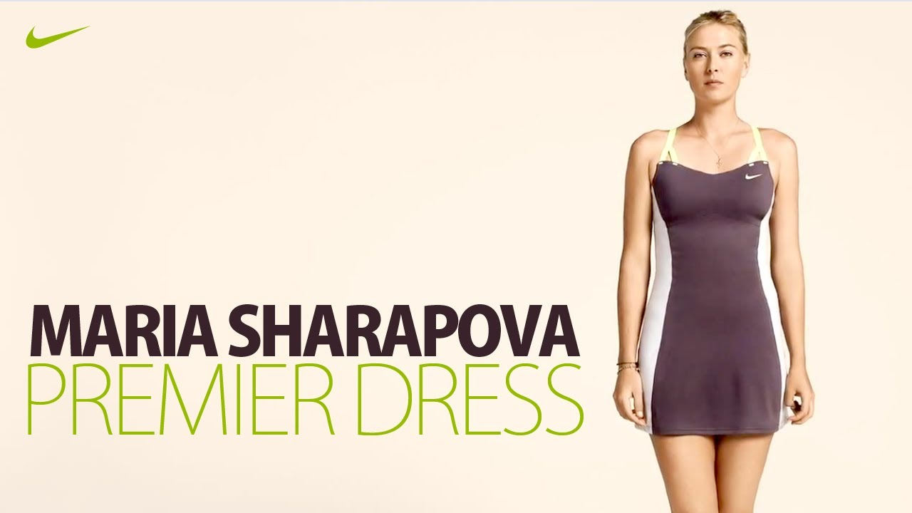Sharapova Nike