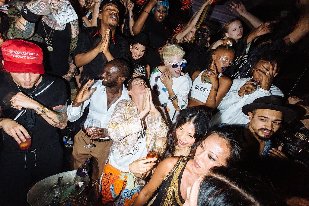 Вечеринки Знакомств В Нью Йорке