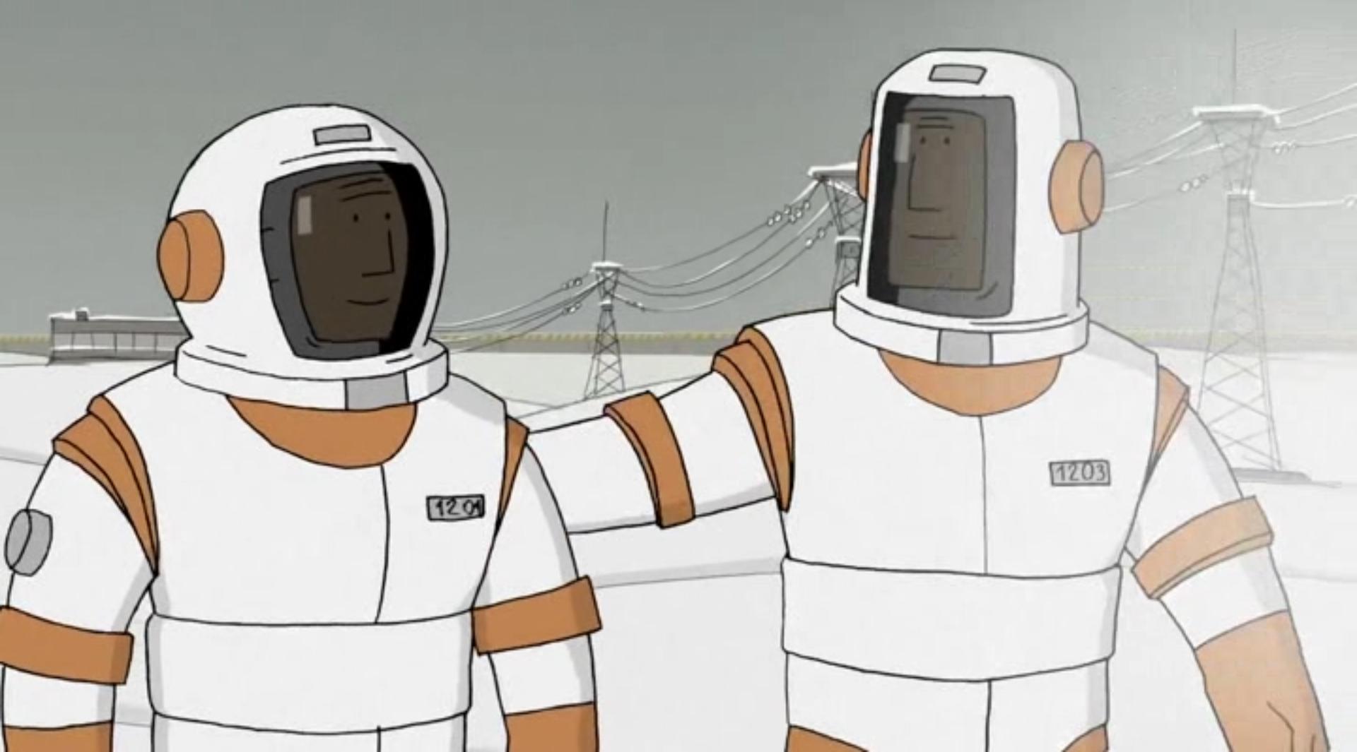 «Мы не можем жить без космоса» (Россия)