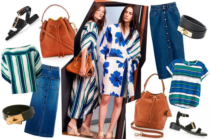 хочу/могу, мода, fashion, сумка, обувь, масс-маркет, сандали, очки, полоски, джинсы, деним, chloe, h&m