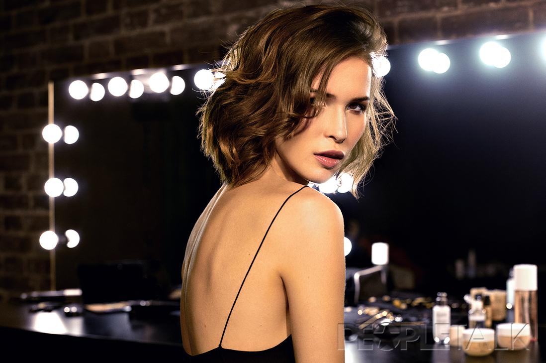 Лукерья Ильяшенко Dior