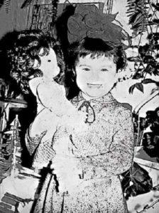 Новогодние фотографии звезд в детстве
