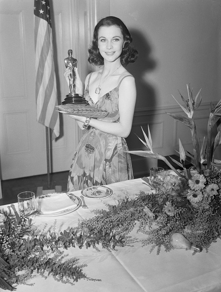Вивьен Ли, 1940 год