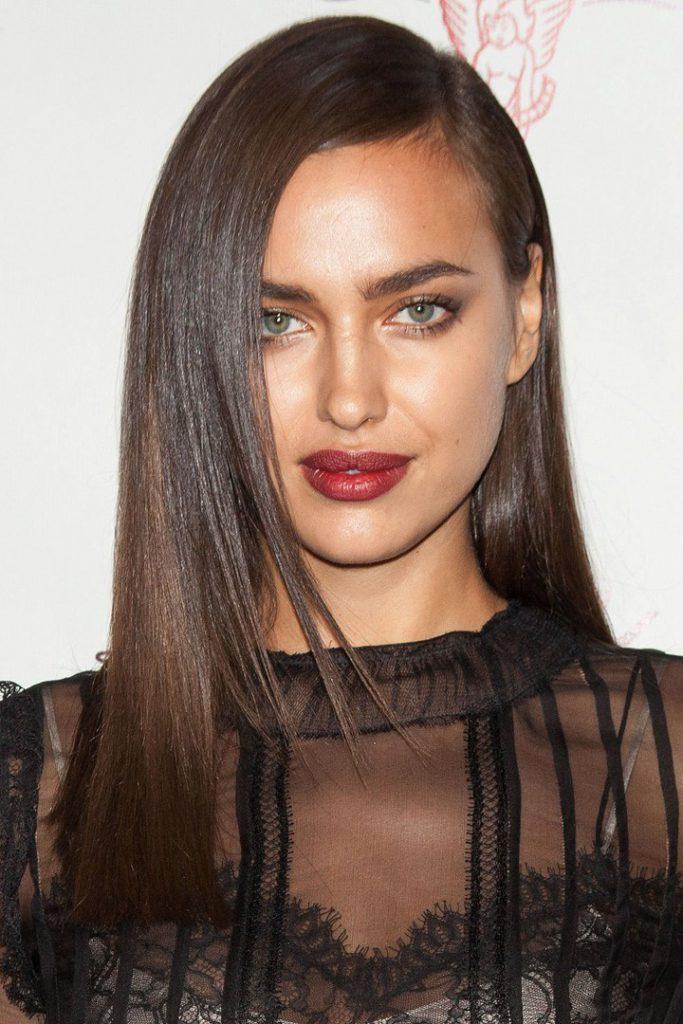 Ирина шейк цвет волос фото