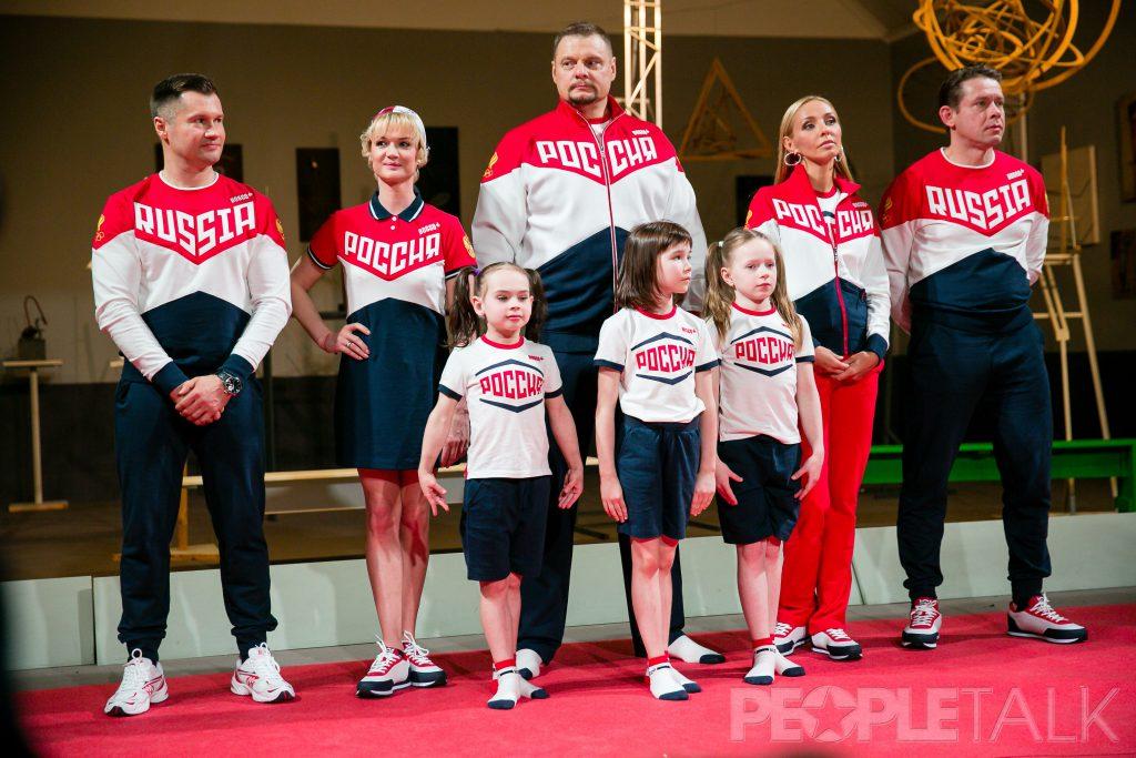 боже а кто делал олимпийскую форму фото поддерживает
