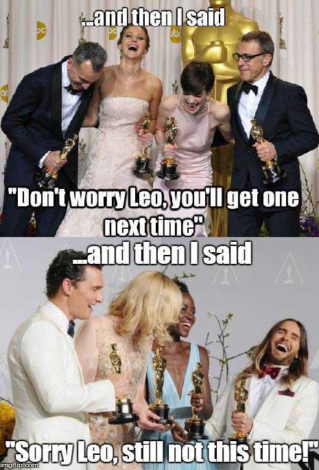И тогда я сказала: «Прости, Лео, не в этот раз