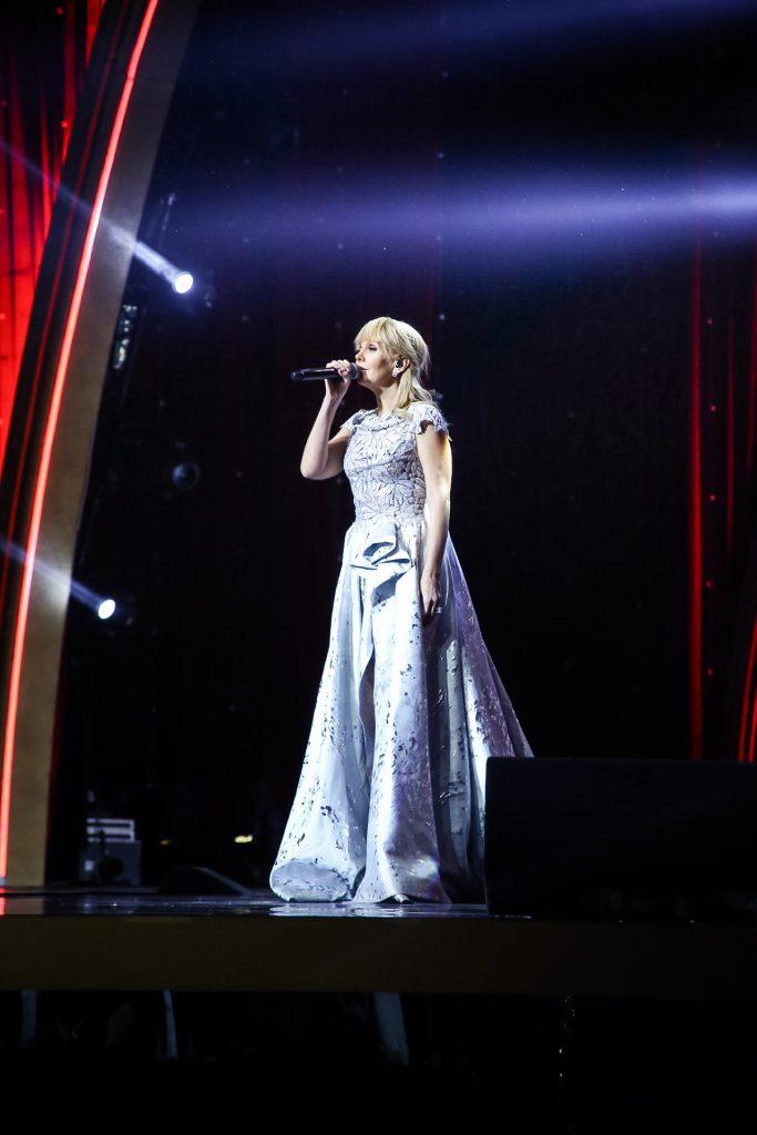 первая российская муз премия фото сама