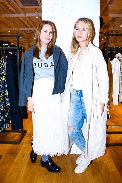 Юлия и Алиса Рубан