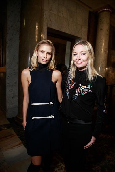 Елена Перминова и Виктория Давыдова