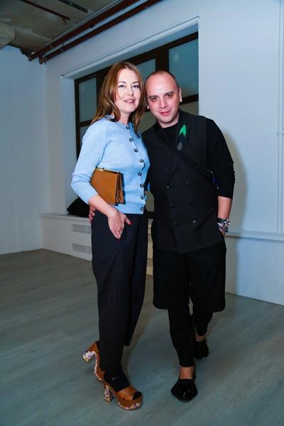 Юля Рубан и Иван Афанасьев
