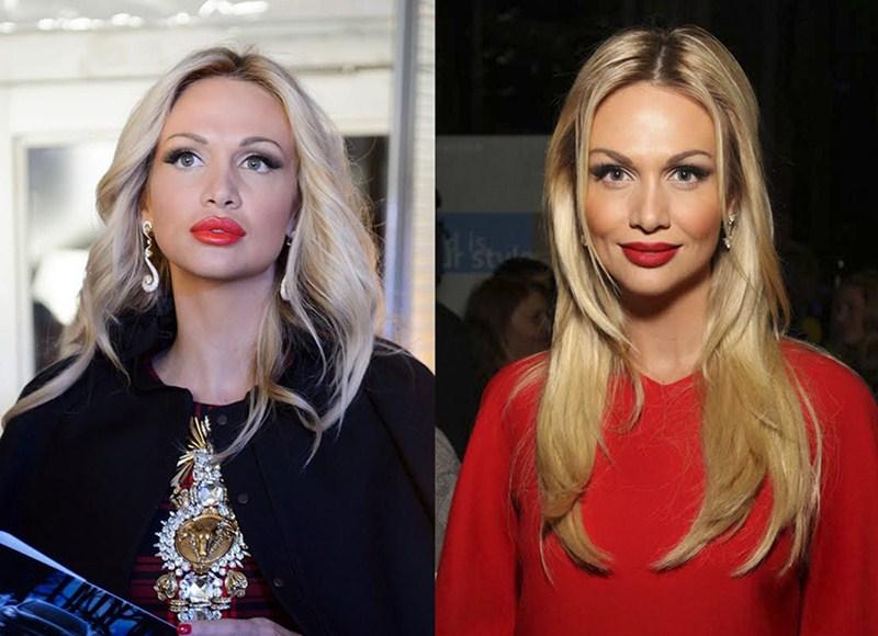 Модель, телеведущая Виктория Лопырёва, 31