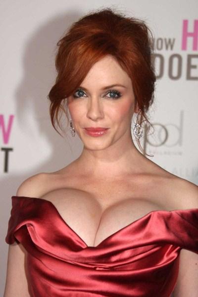 Актриса Кристина Хендрикс, 39