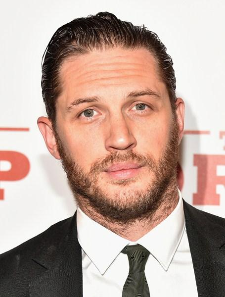 Актер Том Харди, 37