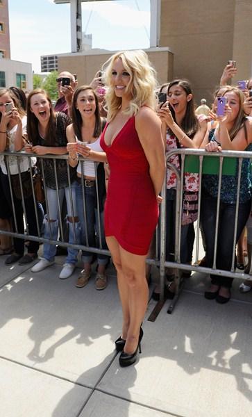 Певица Бритни Спирс (34), 163 см