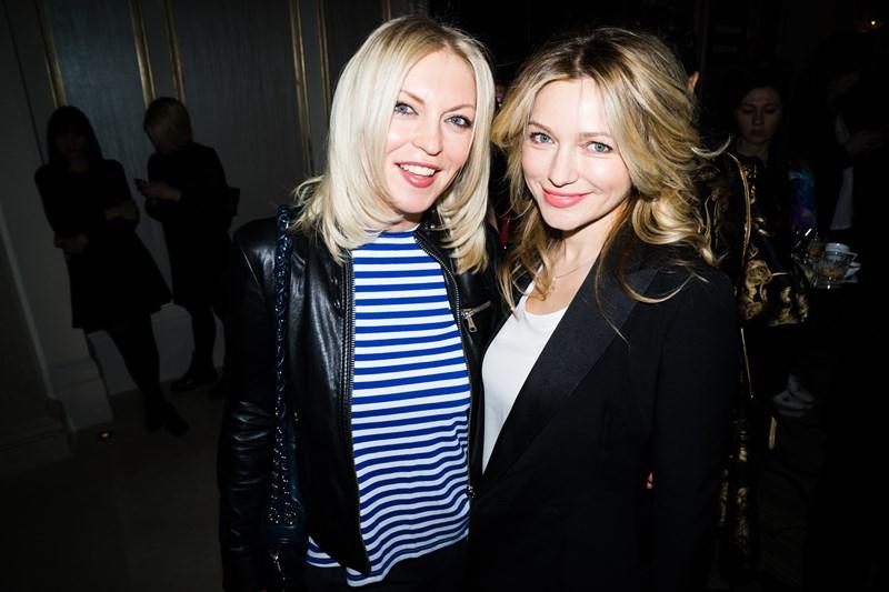 Дарья Михалкова и Инна Маликова
